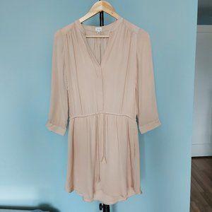 "Aritzia T. Babaton ""Bennett"" 100% Silk Dress"